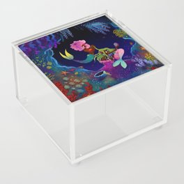 Girl, I got you! Acrylic Box