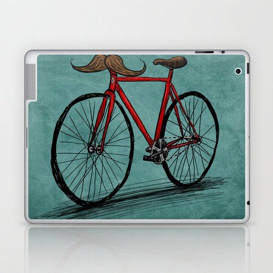 Baffi Bici Laptop & iPad Skin