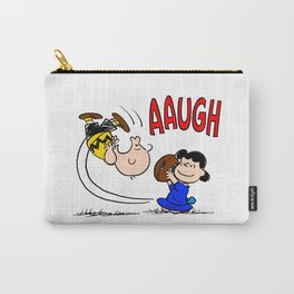 It's Football Season, Charlie Brown! Carry-All Pouch
