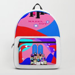 A Bat Mitzvah and Red Sea Backpack