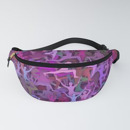 Yoga poses Fanny Pack