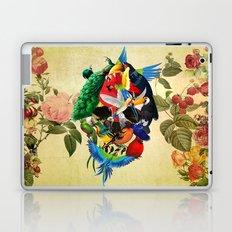 Avian skull Laptop & iPad Skin