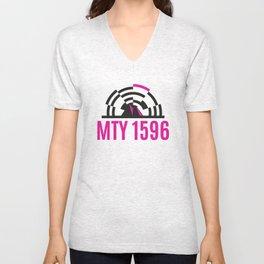 Monterrey 1596 Unisex V-Neck