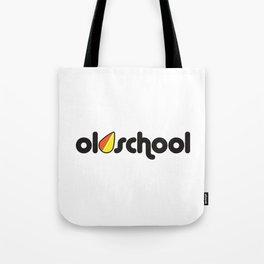 OLDSCHOOL v2 HQvector Tote Bag