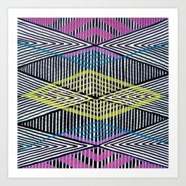 RIZE Art Print