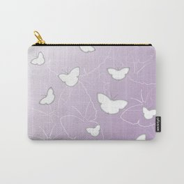 Butterflies | lilac color Carry-All Pouch