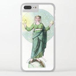 Eternita Clear iPhone Case