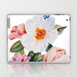 Loose Spring Bouquet Laptop & iPad Skin
