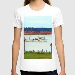 PEI Fun and Water T-shirt