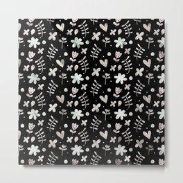 Lovely Pattern ৭ Metal Print