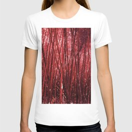Red Bamboo T-shirt