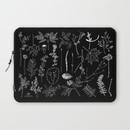 Nature Botanical Drawings by young kid artists, profits are donated to The Ivy Montessori School Laptop Sleeve