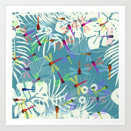 butterflys Art Print