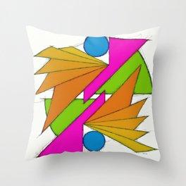 Avian 2 Throw Pillow