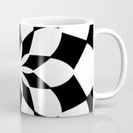 Kaleidoscope 'K2 SQ' Coffee Mug