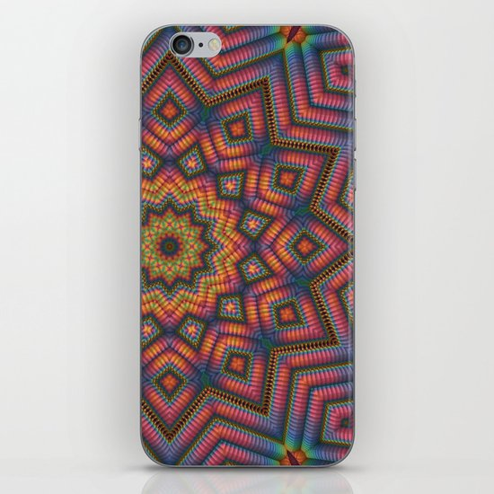 Harmony No. 5 iPhone & iPod Skin
