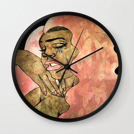 closure Wall Clock