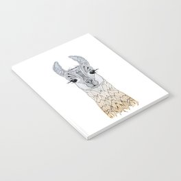 BABY LAMA (CRIA) Notebook