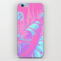 beer iPhone & iPod Skins featuring Beer by Catus