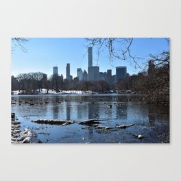 Highs and Lows Canvas Print