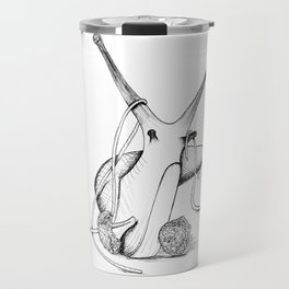 Stir Fry Slug Travel Mug