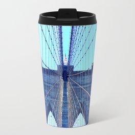 BROOKLYN BRIDGE - LIGHTER Travel Mug