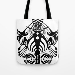 Bassnectar Family Crest Tote Bag