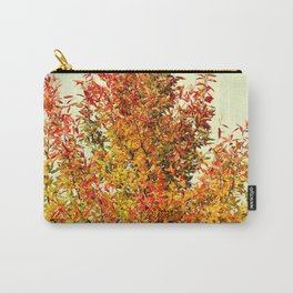 FALL COLOR LEAVES Carry-All Pouch