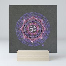 Crown Chakra Mini Art Print