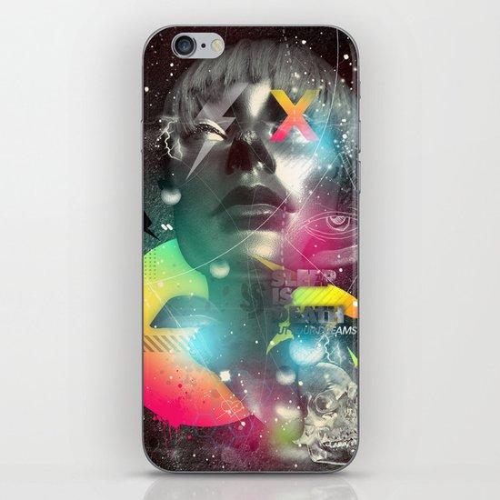 Im electric iPhone & iPod Skin