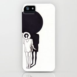 where have i gone? iPhone Case