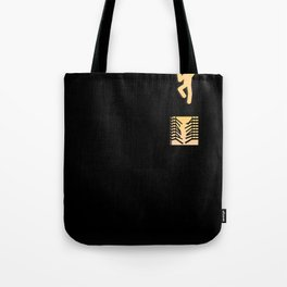 Out of Sin  Tote Bag