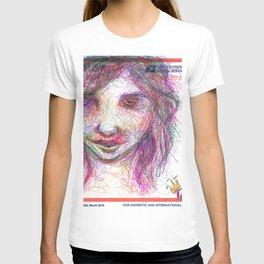 Rainbow Rhonda T-shirt