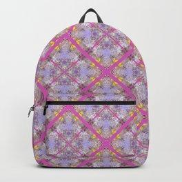 Na'veh Angel Design Abstract Backpack