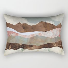 Cloudy Night Rectangular Pillow