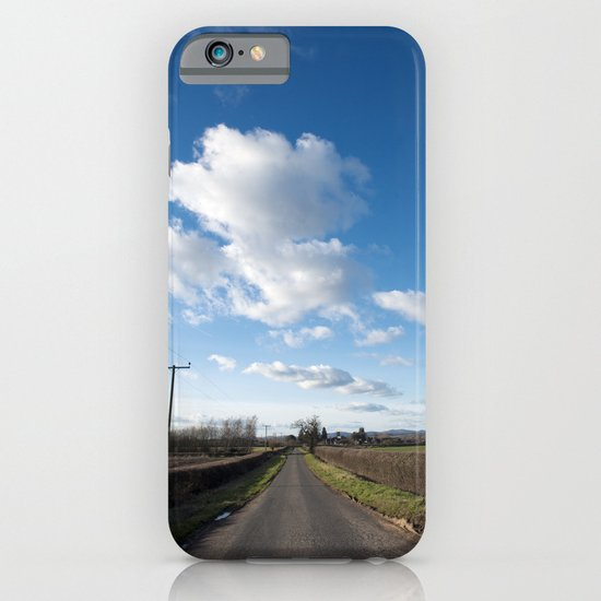 many miles of sky... iPhone & iPod Case