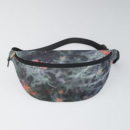 Desert Brushes (Woolly Indian Paintbrush) Fanny Pack