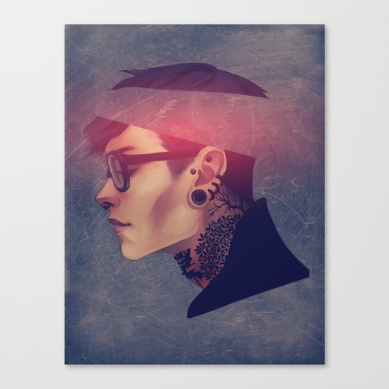 namemarcus Canvas Print