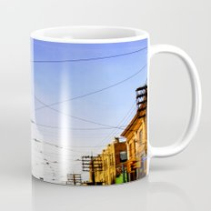 Queen Street Grid Mug