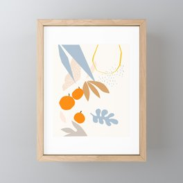 harmonie Framed Mini Art Print