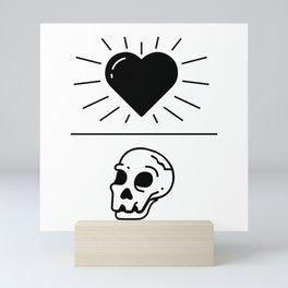 Faith Over Fear Mini Art Print
