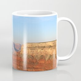 Grand Canyon South Rim at Sunset Coffee Mug