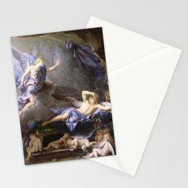 Morpheus awakening as Iris draws near by Houasse (1689) Stationery Cards