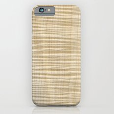 Spalted Maple Wood Slim Case iPhone 6s
