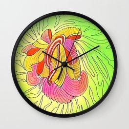 RAMSES 25 Wall Clock