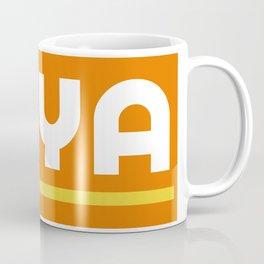 SOYA (sauce face) Coffee Mug