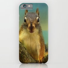 Little Red Squirrel Slim Case iPhone 6s