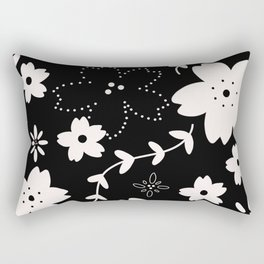 Dark Sakura 2018 Rectangular Pillow