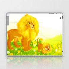 Dandelion King Laptop & iPad Skin