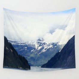 Alaskan Outdoors Wall Tapestry